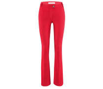 PLL-535 | Rote Hose mit Schlag in TANGO RED