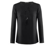 BL-518 | Bluse in schwarz