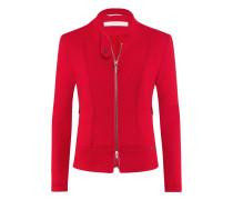 Bless-Jacket l Stretchjacke in Rot mit Stehkragen in TANGO RED