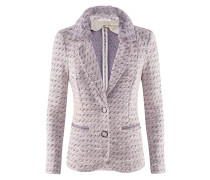 Cross-Blazer in LAVENDER