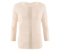 Airfield STR-852 | Figurnaher Pullover in NUDE