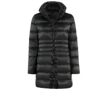 Diamond-Jacke in schwarz,caramel,LIGHT grau,TANGO RED