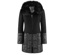 Airfield Foxy-Coat in JET schwarz