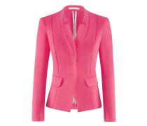 Amaze-Blazer | Tailliertes Jacket mit Nieten-Dekor in FLAMINGO