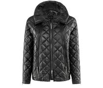 Fit-Jacket in JET schwarz