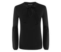 BL-522 Bluse in schwarz