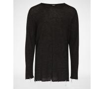 Pullover 'Tiger' schwarz