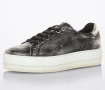 Low Sneaker 'S-Andyes' silber