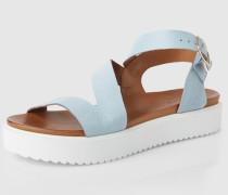 Sandalen '6017' blau