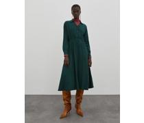 Kleid 'Lisette' grün