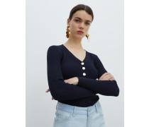 Pullover 'Melisa' blau