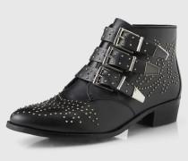 Ankle Boots 'BrezaX' schwarz