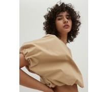 Bluse 'Ellen'  - (GOTS) beige
