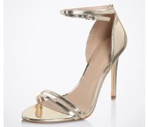 High-Heel Sandalette 'Elivia' gold