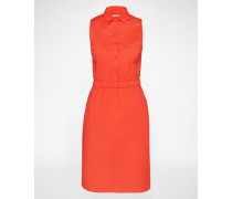 Dress 'Maria' orange/rot