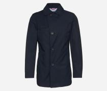 Mantel mit Klappkragen 'Ciaston' blau