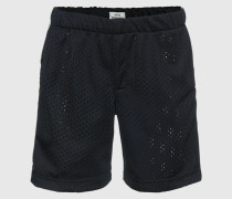 Shorts 'Petram' schwarz