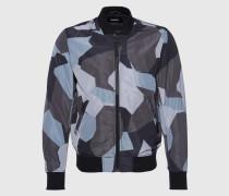 Jacke mit Camouflage-Muster 'J-Kill' mehrfarbig