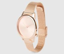 Armbanduhr 'Estelle Royale' gold/pink