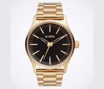 Armbanduhr 'Sentry' 38mm Durchmesser gold