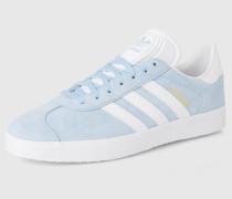 Sneaker Low 'Gazelle' blau