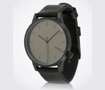 Armbanduhr 'WINSTON MIRROR' schwarz
