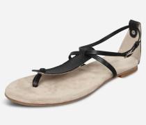 Sandale 'Melody' schwarz