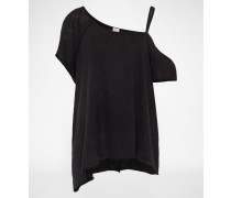 T-Shirt 'Coraline' grau