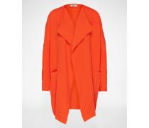 Leichte Übergangsjacke 'Renee' orange/rot