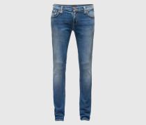 Jeans 'Tight Long John' blau