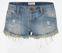 Denim Shorts 'Bonitas' blau