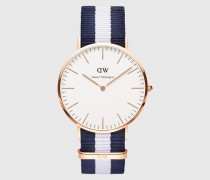 Uhr 'Classic Collection Glasgow' gold