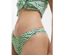 Bikinihose 'Mailin' grün