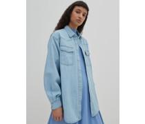 Hemd 'Dani' blau