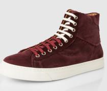 Sneaker 'Enduro' rot