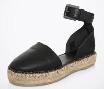 Sandalette 'Wayfarer' schwarz