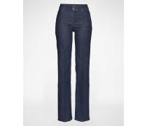 Bootcut-Jeans 'Hive' blau