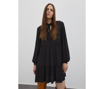 Kleid 'Heather' schwarz