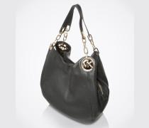 Hobo-Bag 'Fulton' schwarz