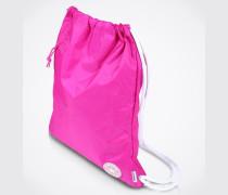 Turnbeutel 'Cinch' pink