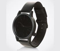 Armbanduhr 'WINSTON REGAL' schwarz