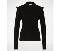 Pullover 'Vinow' schwarz