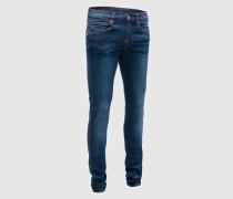 Jeans 'Snap' blau