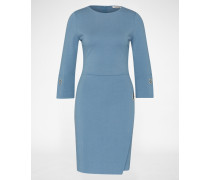 Kleid 'Carina' blau