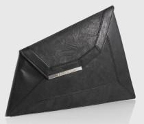 Asymmetrische Bag schwarz