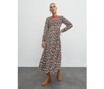 Kleid 'Frederika' mischfarben