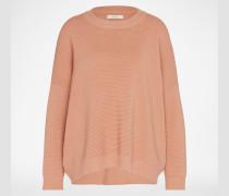 Oversized Pullover 'ADPTCURL' pink