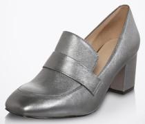 Loafer mit Blockabsatz 'Emmaline' grau