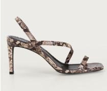 Sandale 'Mele' braun