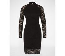 Spitzen-Kleid 'vimil' schwarz
